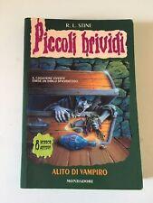 ALITO DI VAMPIRO - Piccoli Brividi
