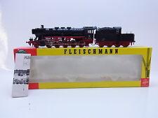 LOT 44233   Sehr schöne Fleischmann H0 4175 Dampflok mit Tender BR 50 der DB OVP