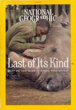 national geographic-OCT 2019-EXTINCTION.