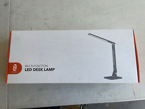 TAOTRONICS TT-DL02 LED DESK LAMP DIMMABLE with USB CHARGING PORTS NEW iN BOX!!!!