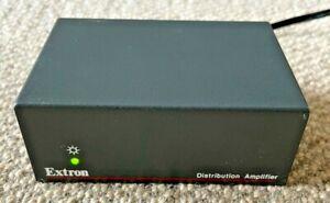 Extron MDA 3A 1:3 Audio Media Distribution Amplifier with PSU