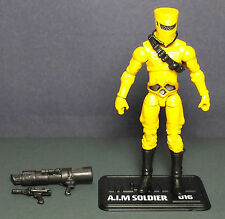 MARVEL UNIVERSE HASBRO 2010 WAVE 8 SERIES 2 016 A.I.M. AIM SOLDIER 4 INCH LOOSE
