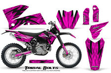 CREATORX GRAPHICS KIT FOR KTM 05-07 EXC/XC 05-06 SX TRIBAL BOLTS PNP