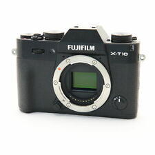 Fujifilm Fuji X-T10 16.3MP Mirrorless Digital Camera Body (Black) #201