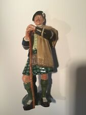 Royal Doulton Porcelain Figure The Laird Hn2361  Made in England