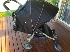 Valco baby Snap 4 Pram with hood and rain cover
