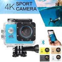 Waterproof 4K SJ9000 Wifi 1080P Ultra Sports Action Camera DVR Cam Camcorder GA