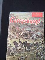 Gettysburg Magazine Civil War Times Illustrated Magazine Vol 2 No 4 July 1963