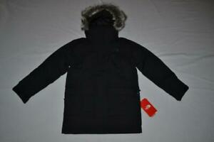 AUTHENTIC THE NORTH FACE BOYS MCMURDO DOWN PARKA BLACK ALL SIZES BRAND NEW