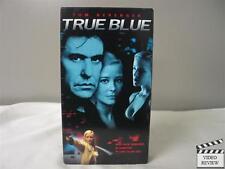True Blue VHS Tom Berenger, Lori Heuring, Pamela Gidley, Barry Newman; Cardone