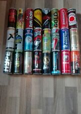 SET 10 Energy Drink Dosen Sammlung 24 Leere different Cans 250ml Empty Monster