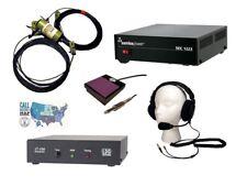 Icom IC-718 Accy Bundle w/ 23A PSU, Auto-Tuner, Headset & OCF Dipole Antenna