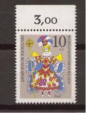 1970 Bund Mi. 655 OR RWZ ** postfrisch Weihnachten