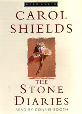 Audio Book - Carol Shields THE STONE DIARIES read by Connie Booth
