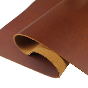 Veg-Tanned Cowhide Tooling Leather for Moulding Holster Armor 5/6Oz (2MM) in USA