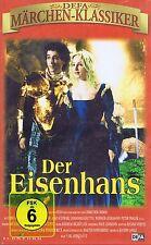 VHS-VIDEOKASSETTE - Der Eisenhans - Dirk Schoedon & Gundula Köster