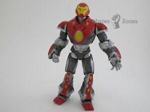 Marvel Iron Man 2 Comic Series ULTIMATE IRON MAN #36 Action Figure