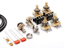 ToneShapers Wiring Kit, Les Paul Standard, Modern Wiring, Push/Pull Tone Pots