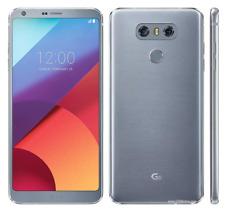 "Unlocked LG G6 H871 AT&T 32GB 4GB RAM 4G LTE GPS NFC Radio 5.7"" Smartphone Gray"