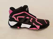 Breast Cancer Awareness Adidas Streetball D74104 Black Pink White ANB