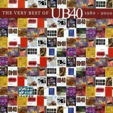 UB40 THE VERY BEST OF 1980-2000 CD (Greatest Hits) IMPORT EDITION