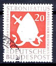 Germany - 1954 St. Bonifatius Mi. 199 FU
