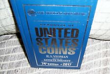 Handbook of United States Coins 2017 : The Official Blue Book, Hardcover...