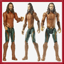 """DC Justice League True-Moves Series Aquaman Figure 12"""" Doll Collection Toy Gift"""