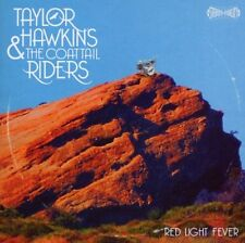 Taylor Hawkins (Foo Fighters) & The Coattail Riders - Red Light Fever (NEW CD)
