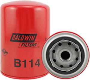 Engine Oil Filter Baldwin B114