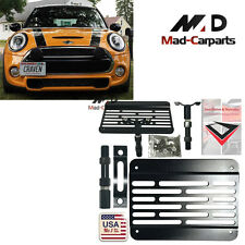 Bumper Tow Hook License Plate Relocation Kit For Mini R60 R61 F55 F56 Paceman