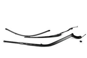 Original Jaguar XF X250 Wiper Blades Windshield Wiper Arms Left Right