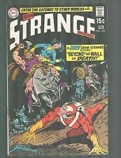 Strange Adventures #222 ~ Murphy Anderson cover / Gil Kane Art ~ 1970 (6.5) WH