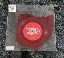 """Twenty One Pilots The LC LP 7"""" Red Vinyl Ohio Disc RSD TOP"""