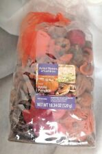 Better Homes Gardens Potpourri Farm Apple Pumpkin Limited Edition 18 ounce New