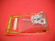 Warhammer: Beasts of Chaos: Ungor with Spear Command blister c: NIB