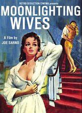 Moonlighting Wives DVD Retro Seduction Cinema Joe Sarno 1964 cult sexploitation