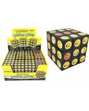 Bulk Wholesale Job Lot 48 Emoji Puzzle Cubes Toys