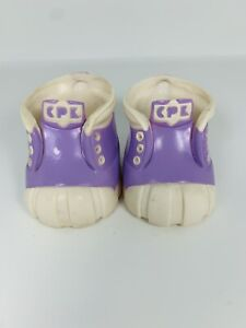 VTG Cabbage Patch Kids CPK Purple Tennis Shoes Sneakers