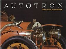 Autotron Historische Automobielen Buch Museum NL 90er J DAF Spyker Tatra Fiat