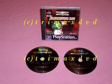 PS1 _ Command & Conquer Alarmstufe Rot _ Erstausgabe CD's sehr guter Zustand