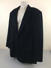 Brooks Brothers Men 100% Cashmere Large Suit Black- Very Good Condition
