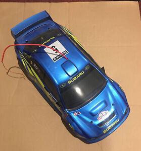 Voiture Telecommandee Subaru  Boostée
