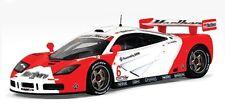 McLaren F1 Gtr #6 Marlboro Bpr Zhuhai 1996 1:43 Model TRUE SCALE MINIATURES