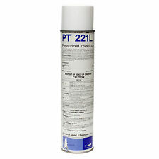 Pt 221L Residual Aerosol Insecticide Kills Bed Bugs Roaches Ants Spiders Ticks