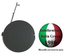 TAPPO COPRI GANCIO TRAINO POSTERIORE POST VERN FIAT GRANDE PUNTO 05>09 2005>2009