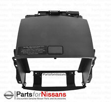 GENUINE NISSAN 2003 350Z DASH CENTER CONSOLE INSTRUMENT PANEL LID CLUSTER NEW OE
