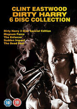 Dirty Harry Collection - DVD Region 2
