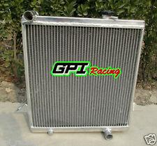 Aluminum radiator fit Triumph TR6 1969-1974 1969 1970 1971/TR250 1967-1968 2ROW