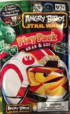 STAR WARS ANGRY BIRDS PLAY PACK GRAB & GO NEW COLORING BOOK STICKERS
